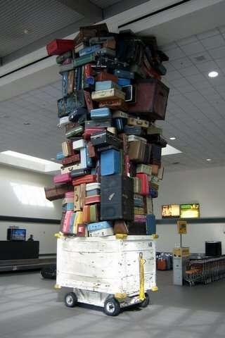 baggage claim photo