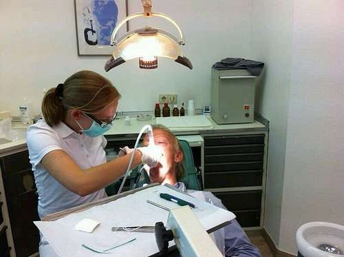 dentist photo