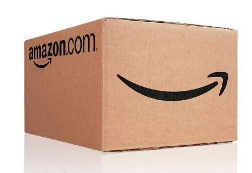 Amazon dot com box