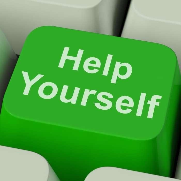 help yourself key