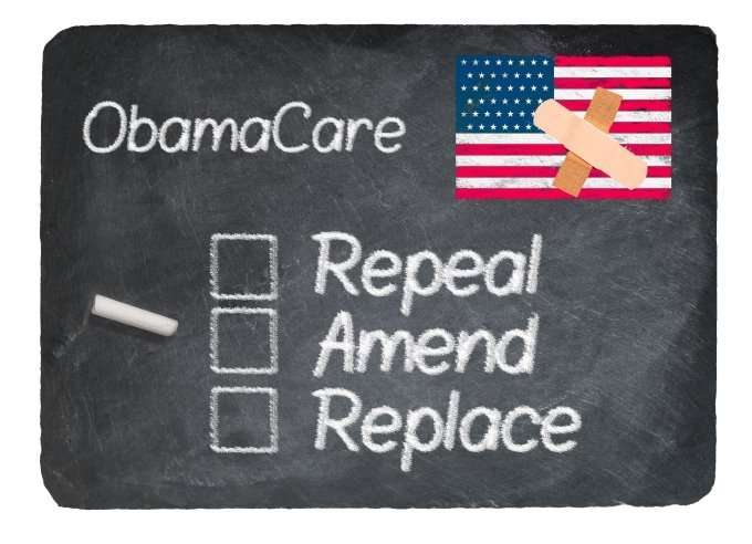 Obamacare repeal, amend replace