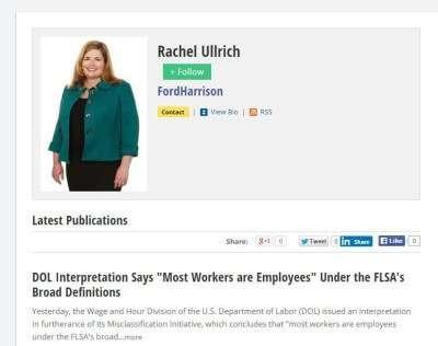 Rachel Ullrich
