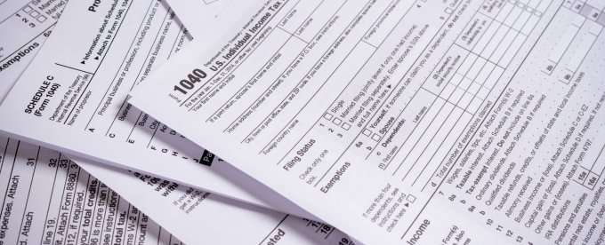 federal tax forms