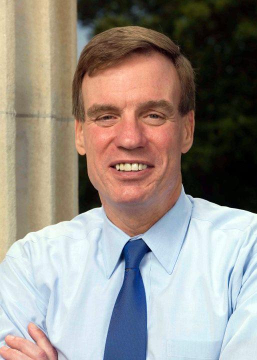 Senator Mark Warner D-VA